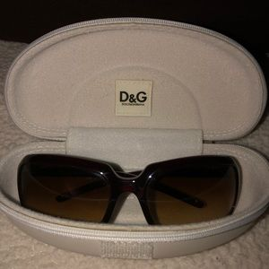 Dolce&Gabbana Brown Sunglasses